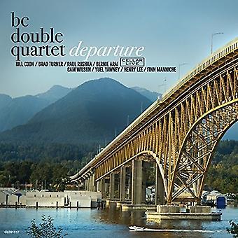 BC Double Quartet - Departure [CD] USA import