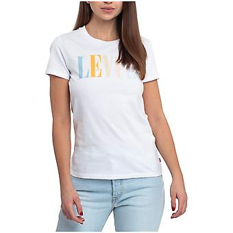 Levi'S The Perfect 90S Tee Serif 173690969 dames t-shirt