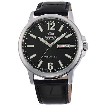 Orient Contemporary Watch RA-AA0C04B19B - Leather Gents Automatic Analogue