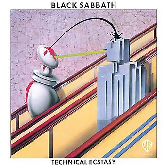 Black Sabbath - Technical Ecstasy [Vinyl] USA import