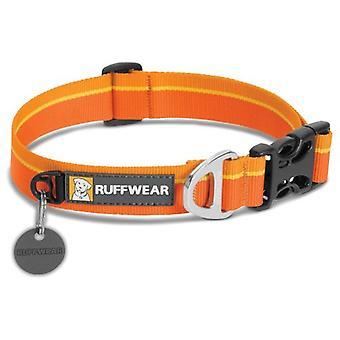 Ruffwear Collar Perro Hoopie Orange Sunset