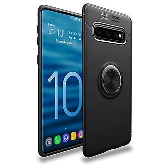 iCoverCase ? Samsung Galaxy S10 Plus Conchas de soporte de anillo