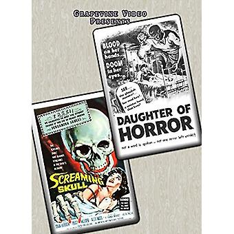 Fille de l'horreur / import USA crâne hurlant [DVD]