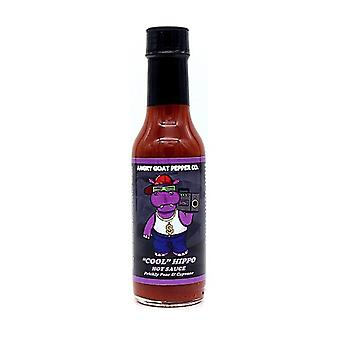 Angry Goat Pink Elephant Hot Sauce Cranberry & Ghost Pepper