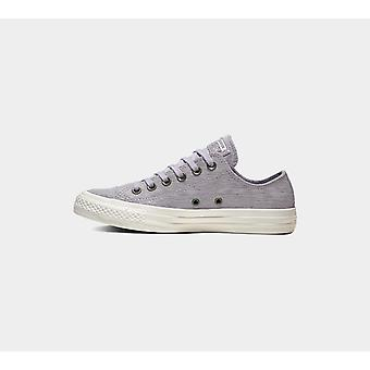 Converse Chuck Taylor All Star Precious Metal Suede Women'S Low Top Purple Shoes Boots