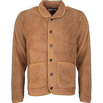 Universal Works Lancaster Mountain Fleece Jas