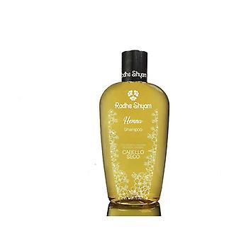 Henna Shampoo för Torrt hår 250 ml