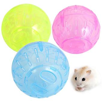 Plastic Pet Rodent Mice Jogging Ball Toy Hamster Gerbil Rat Exercise Balls Play