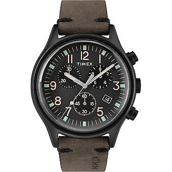TW2R96500, Military MK1 Timex Style Herrenuhr / Schwarz