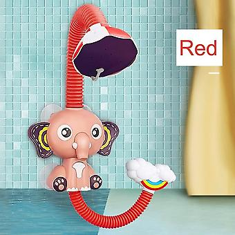 Bath Toys Baby Water Game Elephant Model - Faucet Shower Electric Water Spray Toy For Kids Swimming Bathroom Baby Toys