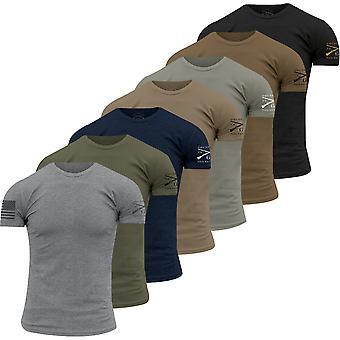 Grunt Style Basic Crewneck T-Shirt