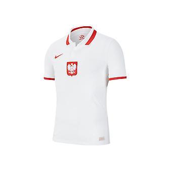 Nike Polska Vapor Match Home 2021 CD0590100 universal all year men t-paita