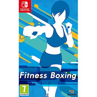 Fitness Boxing Nintendo Switch Game