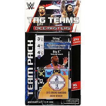 WWE Dice Masters Tag Teams Team Pack