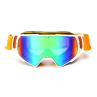 Motocross Goggles Off Road ATV Bike Helmet Eyewear Anti-UV Goggles