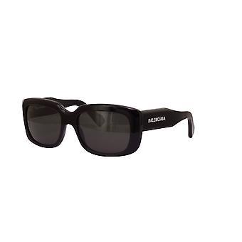 Balenciaga BB0072S 001 Black/Grey Sunglasses