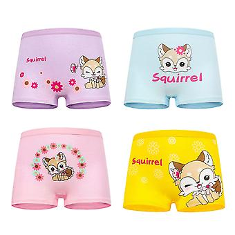 2-12y Underwear, High Quality Cotton Panties For Girl