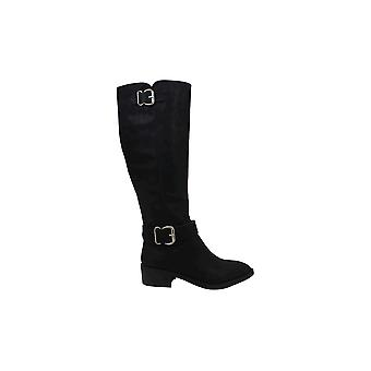 Madden Girl Women-apos;s Shoes Wit Closed Toe Knee High Riding Boots