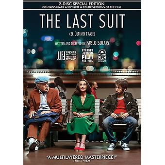Last Suit [DVD] USA import
