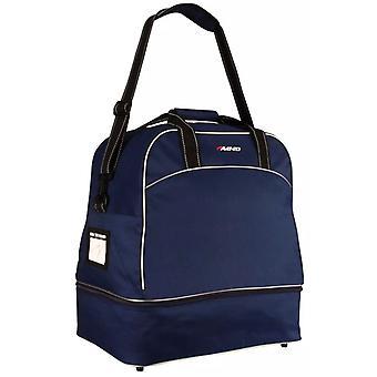 Avento jalkapallo laukku vanhempi laivaston sininen