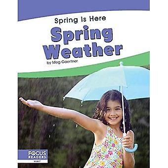 Spring Is Here: Spring Weather
