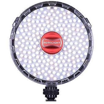 Rotolight neo ii on-camera LED-Beleuchtung, Licht- und Blitzmodus