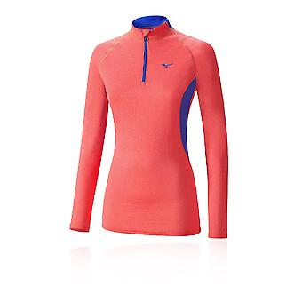 Mizuno Half Zip Merino Women's Running Top
