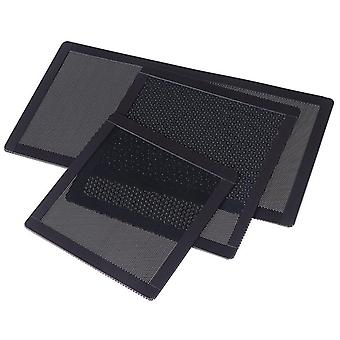 Computer Pc Case Cooling Fan Magnetic Filter Net Cover Guard Pvc Anti Dust