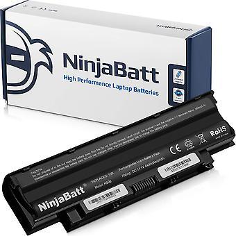 Bateria de laptop Ninjabatt para dell j1knd inspiron n5110 n7110 n5050 n7010 n5010 n4110 n4010 n5040 n50
