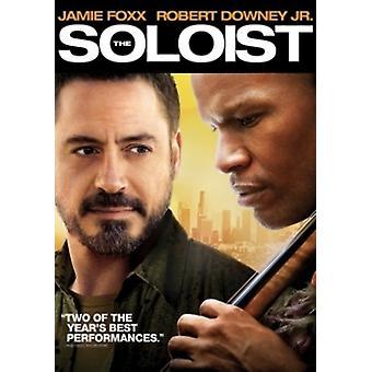 Solista [DVD] IMPORTAÇÃO EUA