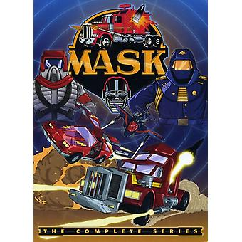 M.a.S.K-the Complete Series [DVD] USA import