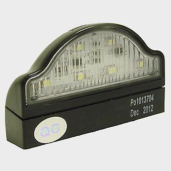 New Maypole LED Numberplate Lamp with Base Natural