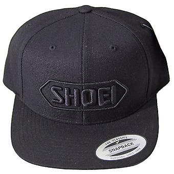 Shoei Baseball Cap-Black (Svart logotyp)