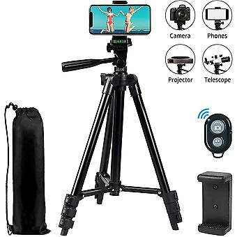Phone tripod everesta 42 inch 360 flexible smartphone tripod,also use as camera tripod, dslr tripod,