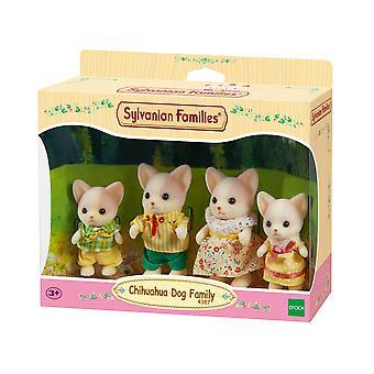 De families van Sylvanian - chihuahuahondfamilie