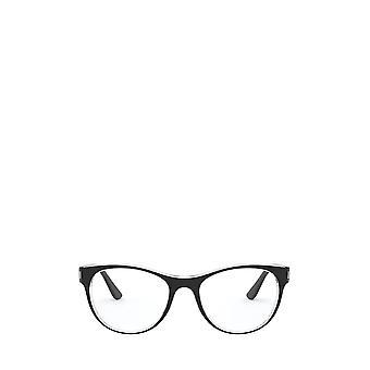 Vogue VO5336 top black / serigraphy female eyeglasses
