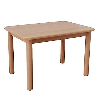 Learning Table/single Chair/solid Wood Kindergarten Dining Small Board Stool
