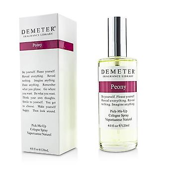 Demeter peonía Colonia Spray 120ml / 4oz