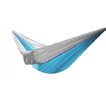 270x140cm 2 People Hammock 210T Nylon Outdoor Camping Travel Hanging Bed Swing Bed Max Load 500kg