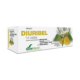Diuribel 14 vials