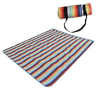 YANGFAN Outdoor Acrylic Plaid Picnic Mat