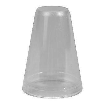 Tubos de savoy de policarbonato FMM - Nº 12 Rodada 16mm