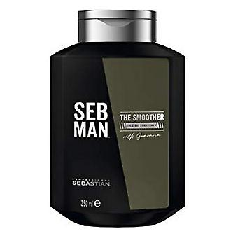 Conditioner Seb Man The Smoother (250 ml)
