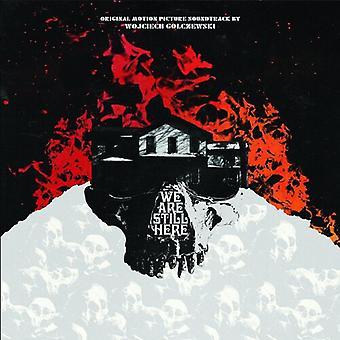 Golczewski,Wojciech - We Are Still Here (Clear Red Vinyl) [Vinyl] USA import