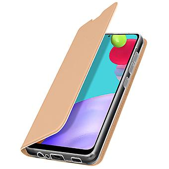 Cover Samsung Galaxy A52 5G Function Video Holder Dux Ducis rose gold