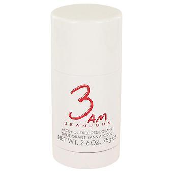 3am Sean John Deodorant Stick By Sean John 2.6 oz Deodorant Stick