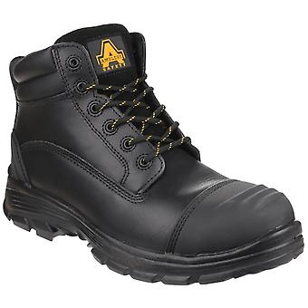 Amblers as201 quantok s3 pu/rubber safety boots mens