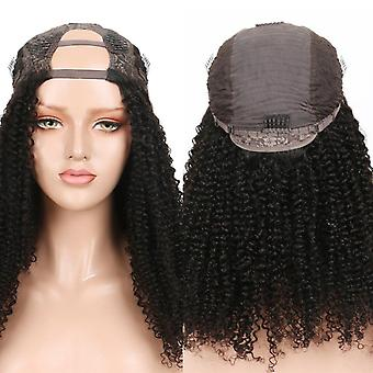 Deep Wave U Part Human Hair Wigs For Us