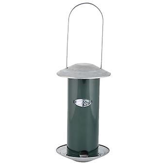 Esschert Design Bird Food Dispenser Green