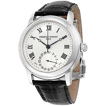 Frederique Constant Classics Automatic Silver Dial Men's Watch 710MC4H6